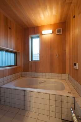 ห้องน้ำ by shu建築設計事務所