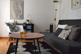 Le séjour:  de style  par Insides