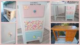 eclectic Nursery/kid's room تنفيذ cm homedeco