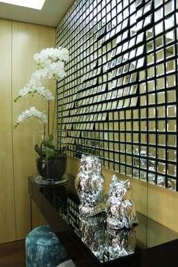 Cuartos de estilo moderno por HC Interiores