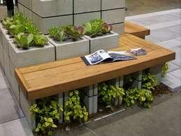 minimalistic Study/office by ENFOQUE CONSTRUCTIVO