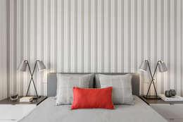 Chambre de style de style Moderne par CASA MARQUES INTERIORES