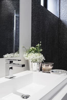 CASA MARQUES INTERIORES의  화장실