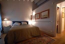 modern Bedroom by bilune studio