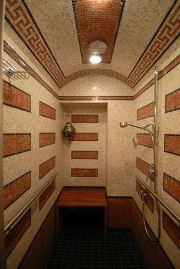 modern Bathroom by bilune studio