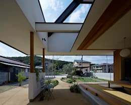 Casas de estilo moderno por arc-d