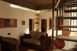 Salas / recibidores de estilo  por dd Architects