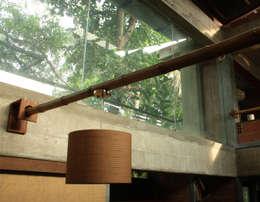 Oficinas de estilo  por dd Architects
