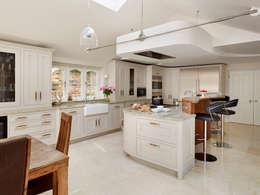 Projekty,  Kuchnia zaprojektowane przez Davonport