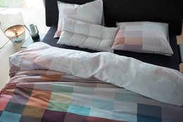 Najaarscollectie Bedtextiel : moderne Slaapkamer door Koninklijke Auping b.v.