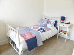 Projekty,  Sypialnia zaprojektowane przez The Bazeley Partnership