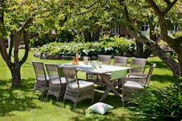 modèles Sika.Design: Jardin de style de style Moderne par Myd-Zign