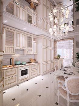klasieke Keuken door Алина  Насонова