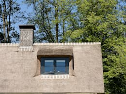 Windows by Friso Woudstra Architecten BNA B.V.