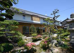 Jardines de estilo asiático por m5_architecte