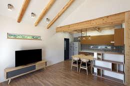 Salon de style de style Moderne par woodsun