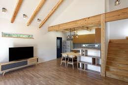 Cozinhas modernas por woodsun
