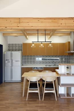 Cuisine de style de style Moderne par woodsun