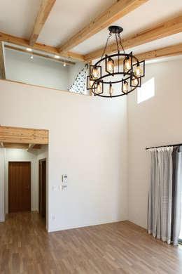 woodsun: modern tarz Oturma Odası