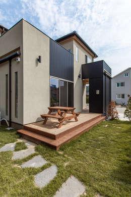 WOODSUN 인천 주택  : woodsun의  주택