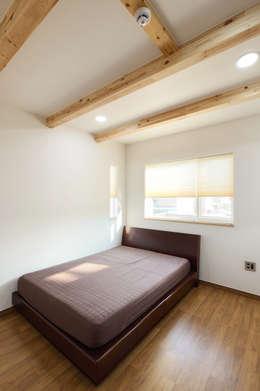 modern Bedroom by woodsun