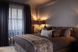 Roselind Wilson Design의  침실