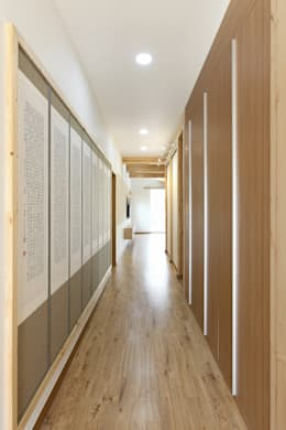 Corridor, hallway by woodsun