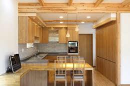 Projekty,  Kuchnia zaprojektowane przez woodsun