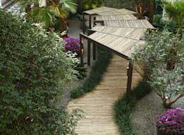 minimalistic Garden by BAMBU CARBONO ZERO