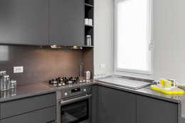 Кухни в . Автор – Studio Andrea Castrignano