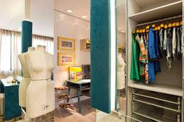 Cuartos de estilo moderno por Interiores Iara Santos