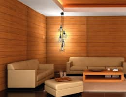 Ruang Keluarga by Class Iluminación