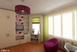 eclectic Bedroom by Lidiya Goncharuk