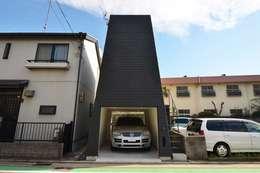 房子 by 関口太樹+知子建築設計事務所