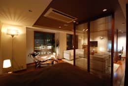 Ruang Keluarga by 株式会社 中村建築設計事務所