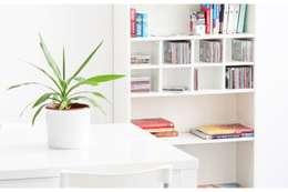 scandinavian Living room by NSD New Swedish Design GmbH