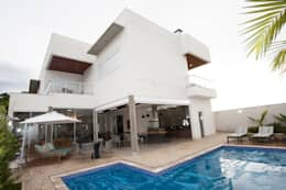classic Houses by Projecta Arquitetura