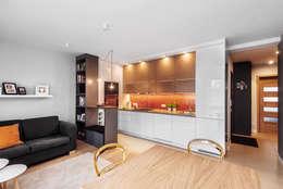 modern Kitchen by Lidia Sarad