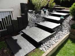 modern Garden by MM NATURSTEIN GMBH