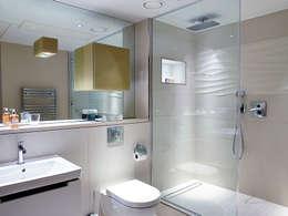 Ion Glass : modern tarz Banyo