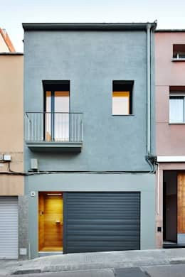 minimalistic Houses by Vallribera Arquitectes