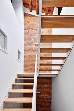 Vallribera Arquitectes:  tarz Koridor ve Hol