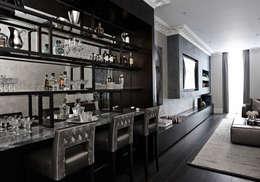 Salas de estilo moderno por Boscolo