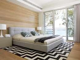 Dormitorios de estilo moderno por Greg Natale Design