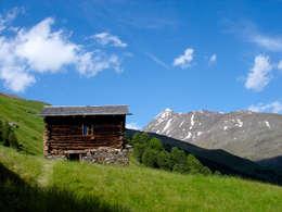 Maisons de style de stile Rural par Studio Zazzi
