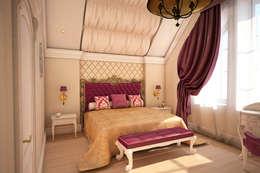 classic Bedroom by Solo Design Studio