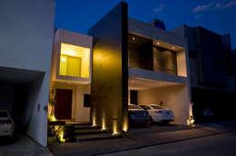 Maisons de style de style Moderne par fc3arquitectura