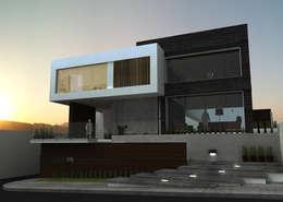 fc3arquitectura의  주택