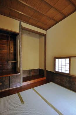 モリモトアトリエ / morimoto atelier: modern tarz Multimedya Odası
