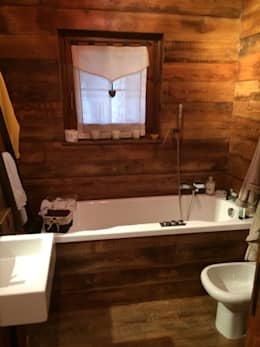 Sangineto s.r.lが手掛けた浴室